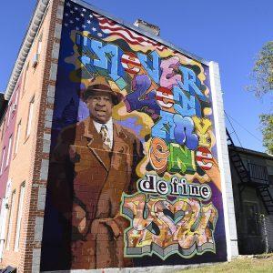 Billie Holiday Project Mural Celebrates Legacy of Elijah Cummings