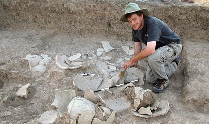 Archaeology phd thesis