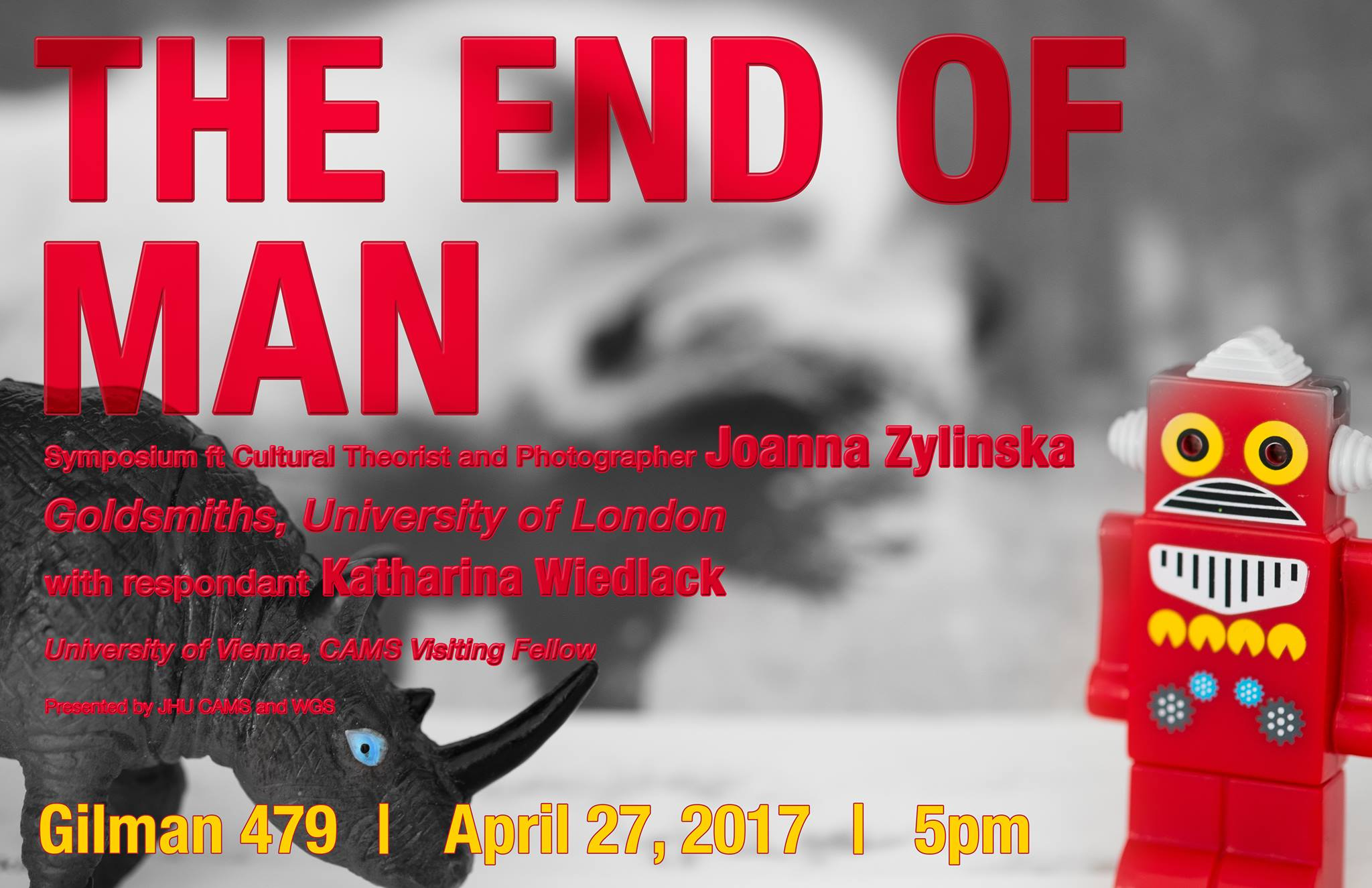 The End of Man Symposium