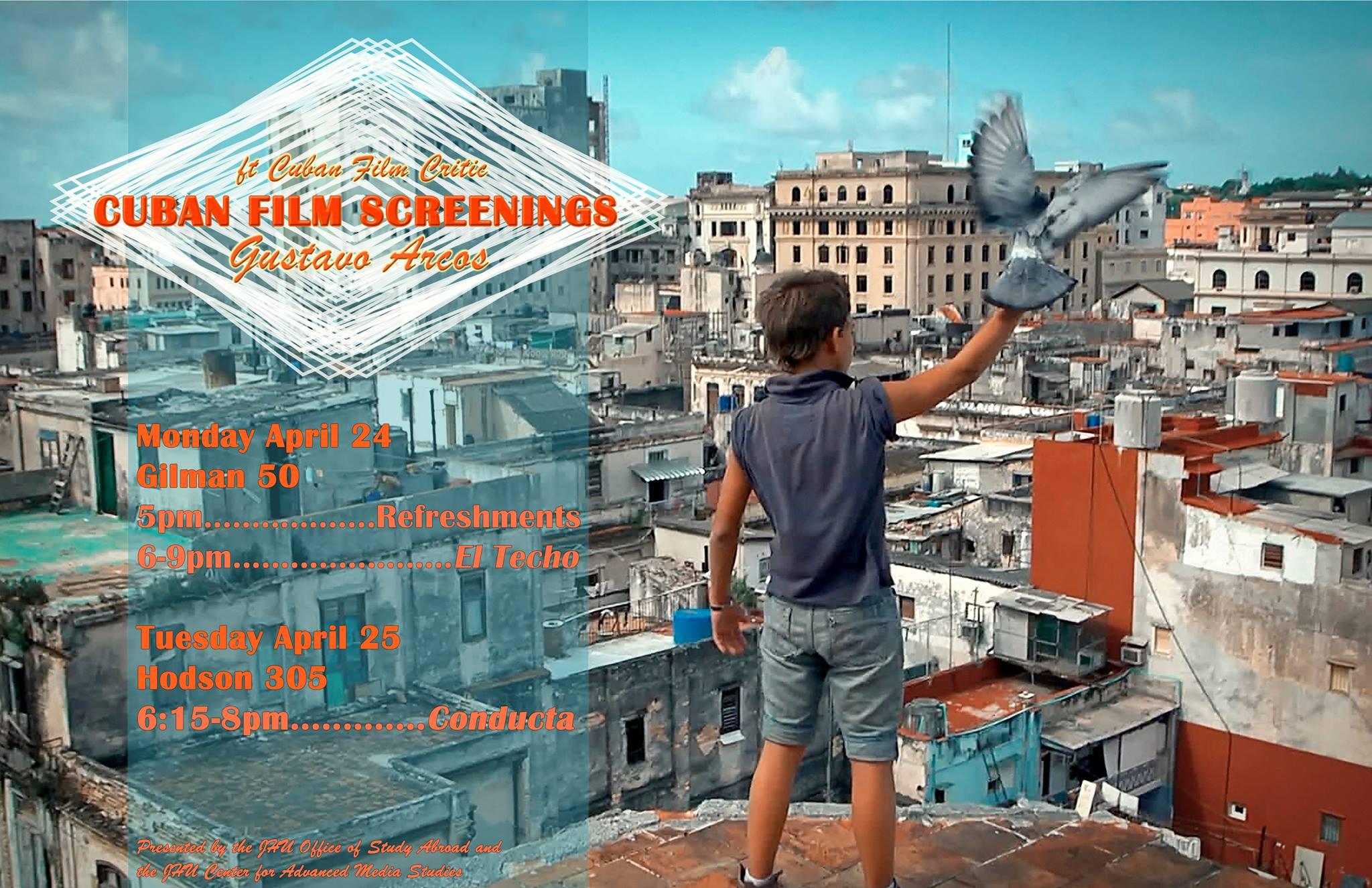 Cuban Film Screenings