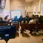 urban poetry event