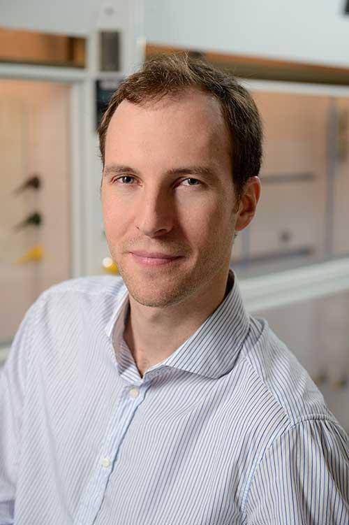 Thomas Kempa Receives Dreyfus Foundation's Postdoctoral Program in Environmental Chemistry Award