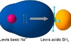 The Bowen group discovered the first Lewis acid-base adduct with an alkali anion as the base.
