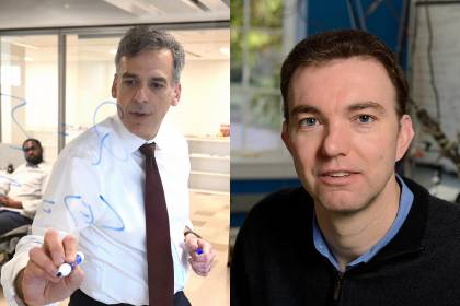 Prof. Fairbrother & Prof. Hernandez Receive NSF Grant for Nanomaterial Research