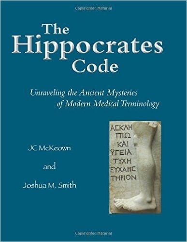 Book about Hippocrates Code Co-Authored by Joshua Smith