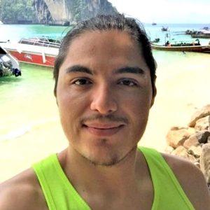 Diego Rivera Gelsinger, Current Student