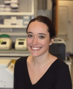 Sarah Hadyniak, Current Student