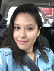Gabby Vidaurre, Current Student