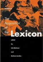 The Acquisition of the Lexicon