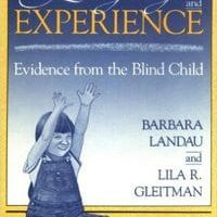 Language and Experience: Evidence from the Blind Child