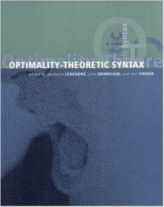 Optimality-Theoretic Syntax: Language, Speech and Communication
