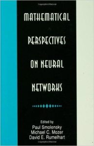Mathematical Perspectives on Neural Networks