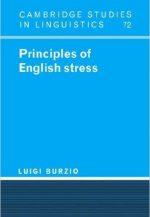 Principles of English Stress