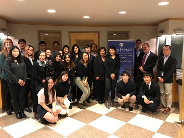 6th Annual US Japan Relations Workshop