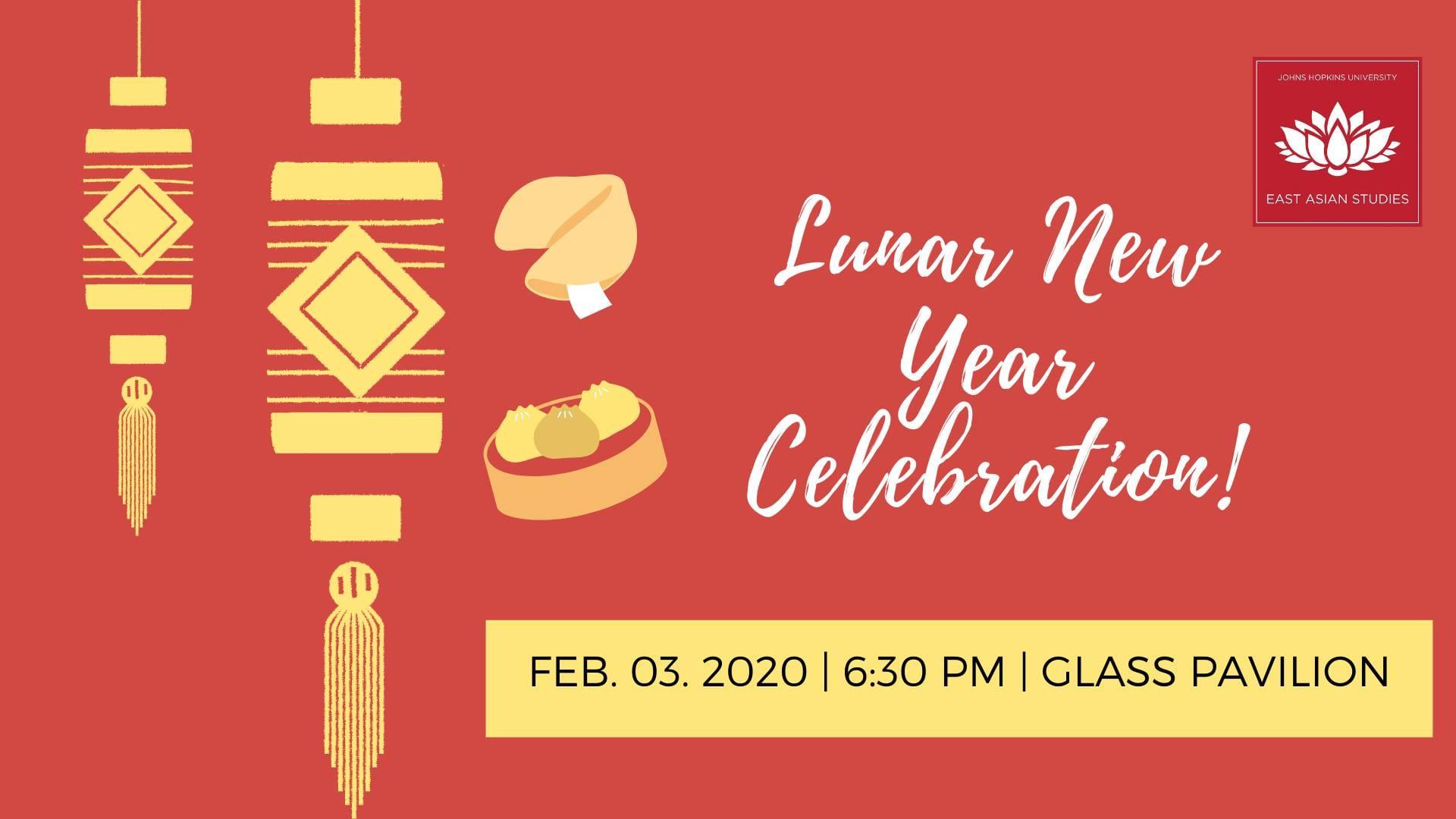 East Asian Studies Lunar New Year 2020!