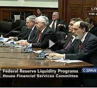 Professor Laurence Ball testifies before the House Committee on Financial Services