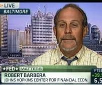Robert Barbera on CNBC