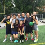 JHU Kickball Champions