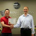Dean Award - Kevin Yuan