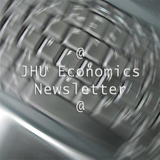 2018 JHU Department of Economics Newsletter