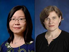 Professors Chen and Krasnokutskaya Promoted
