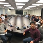 Conference Room. JHU PhD Students Visit the IMF Headquarters in Washington DC