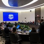 JHU PhD Students Visit the IMF Headquarters in Washington DC