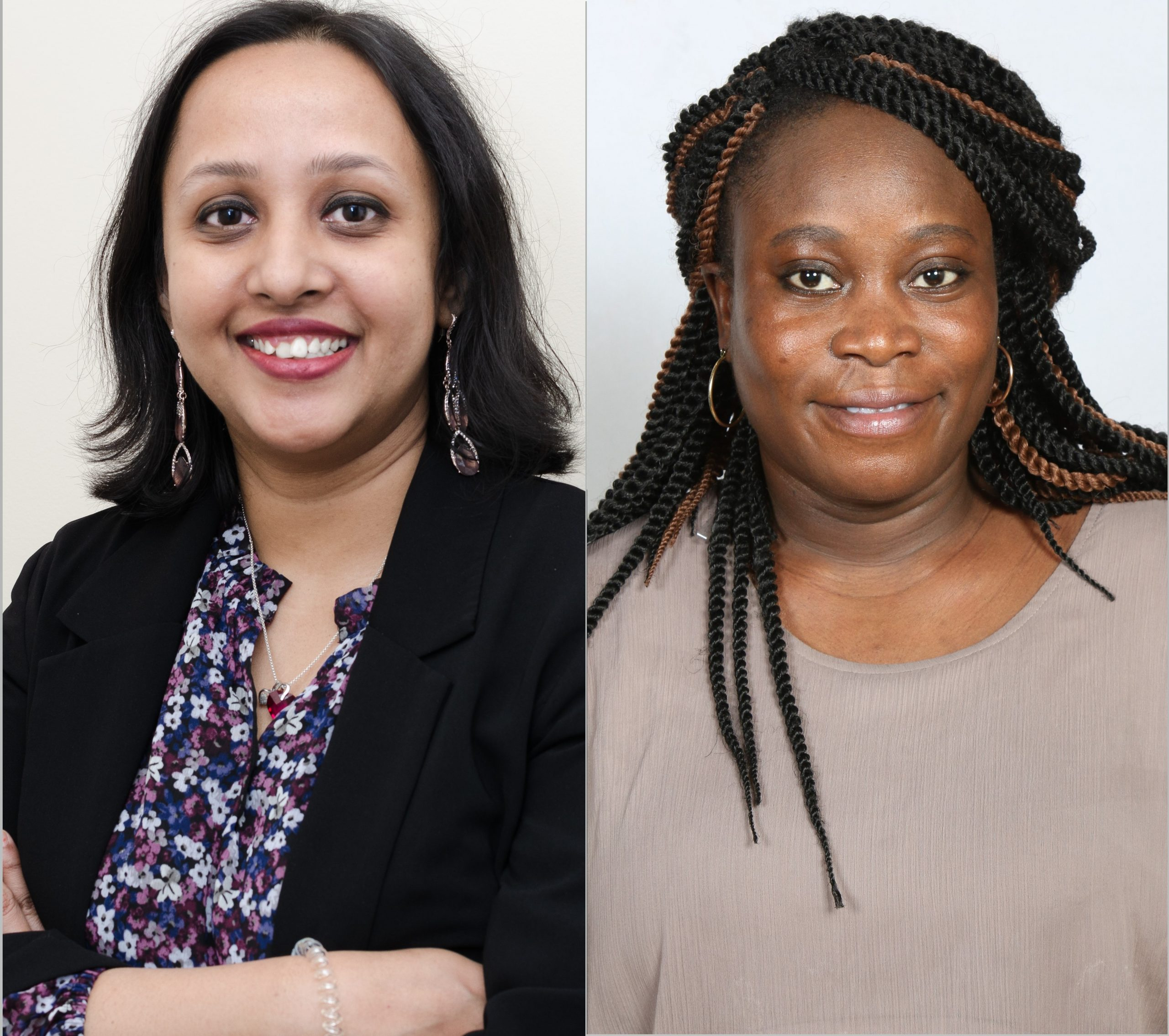 The Department welcomes two new faculty