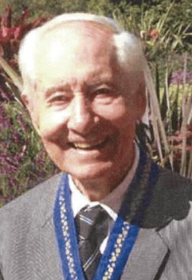 Dr. Murray Kemp, Ph.D. '56, passes away at 95