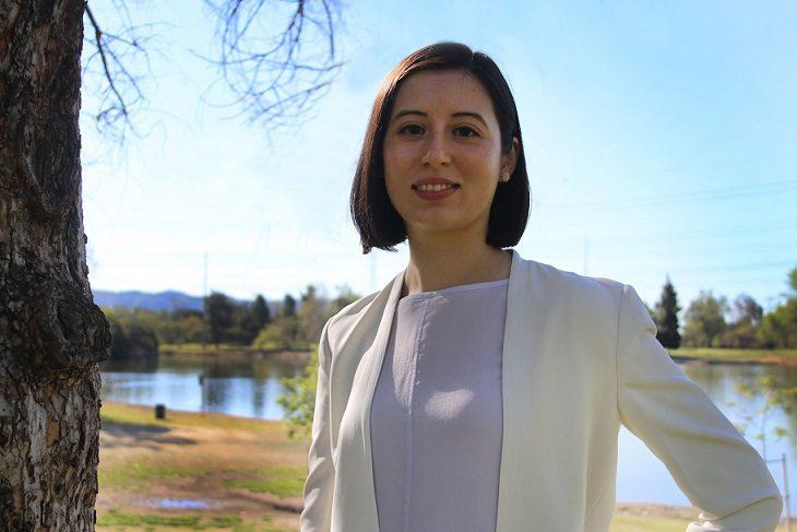 Graduate Student Alexandra Lossada Featured in PHutures PhD Spotlight
