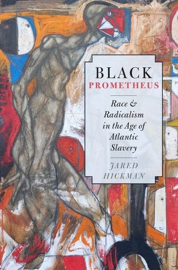 New Book from Prof. Jared Hickman