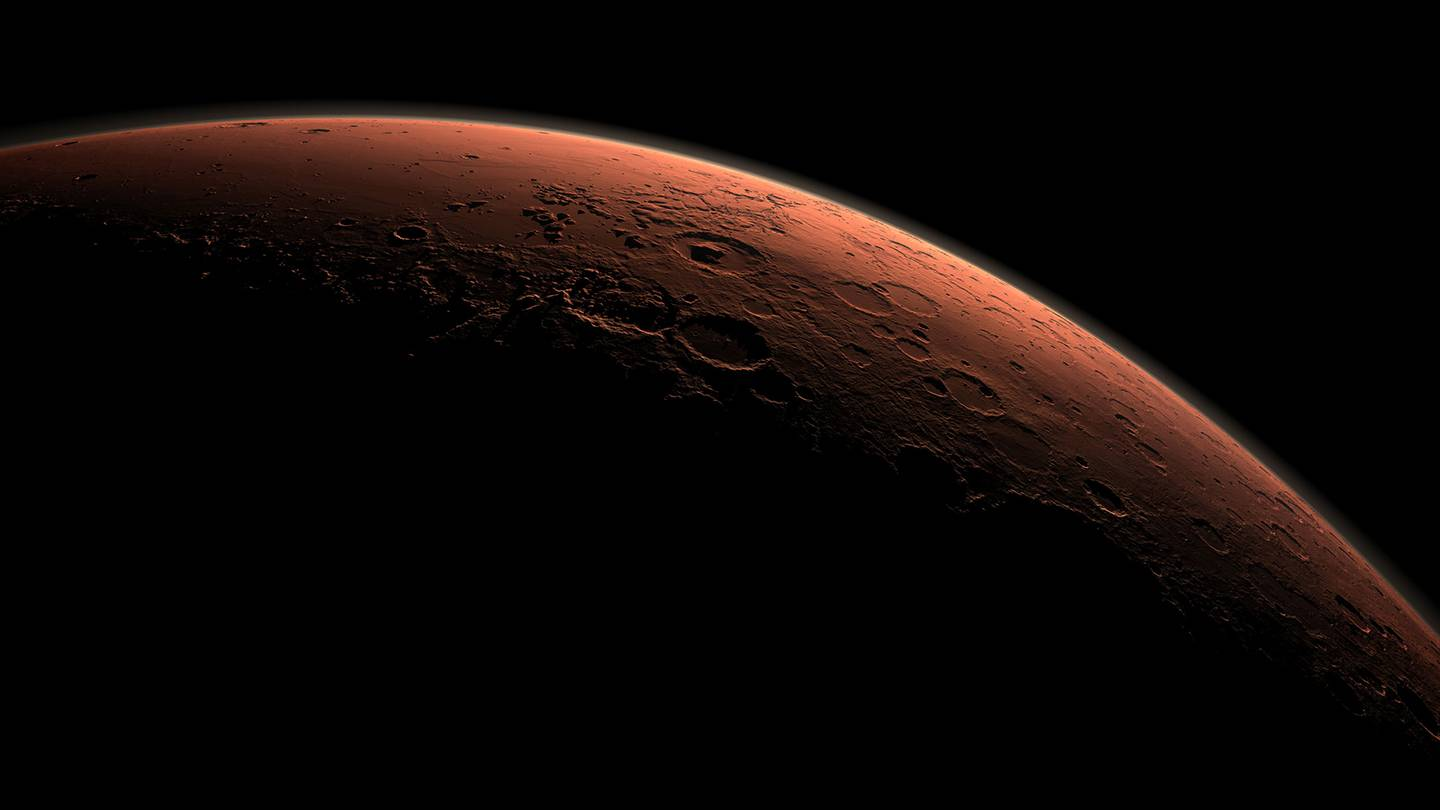 Where Does Martian Dust Come From?
