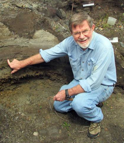 Earth and Planetary Sciences Department Alumni Lecture by Donald A. Swanson
