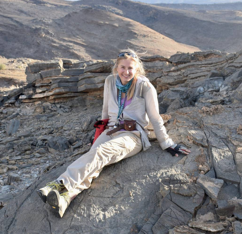 Assistant Professor Emmy Smith wins Sloan Fellowship