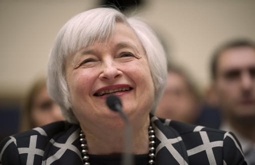 Yellen for Fed Chair?