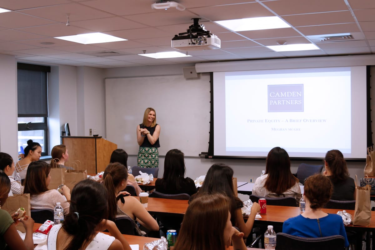 Women and careers in economics and finance