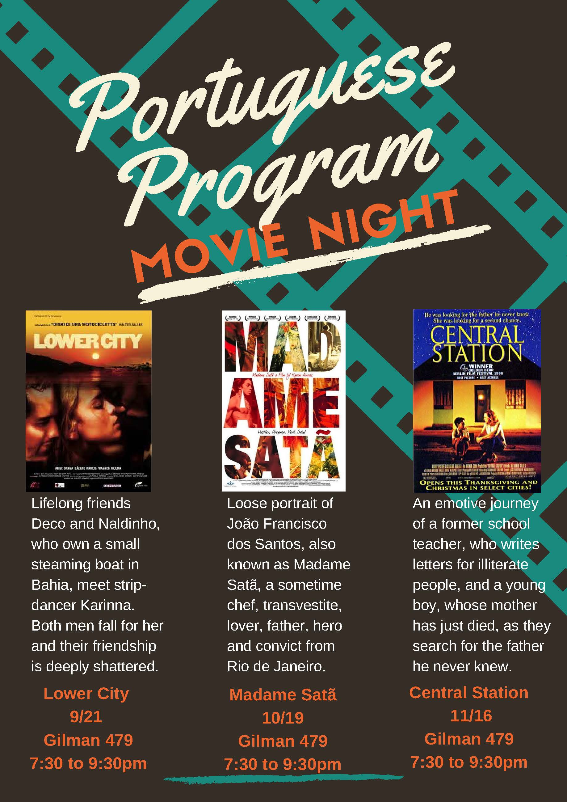 Movie Night: Madame Satã