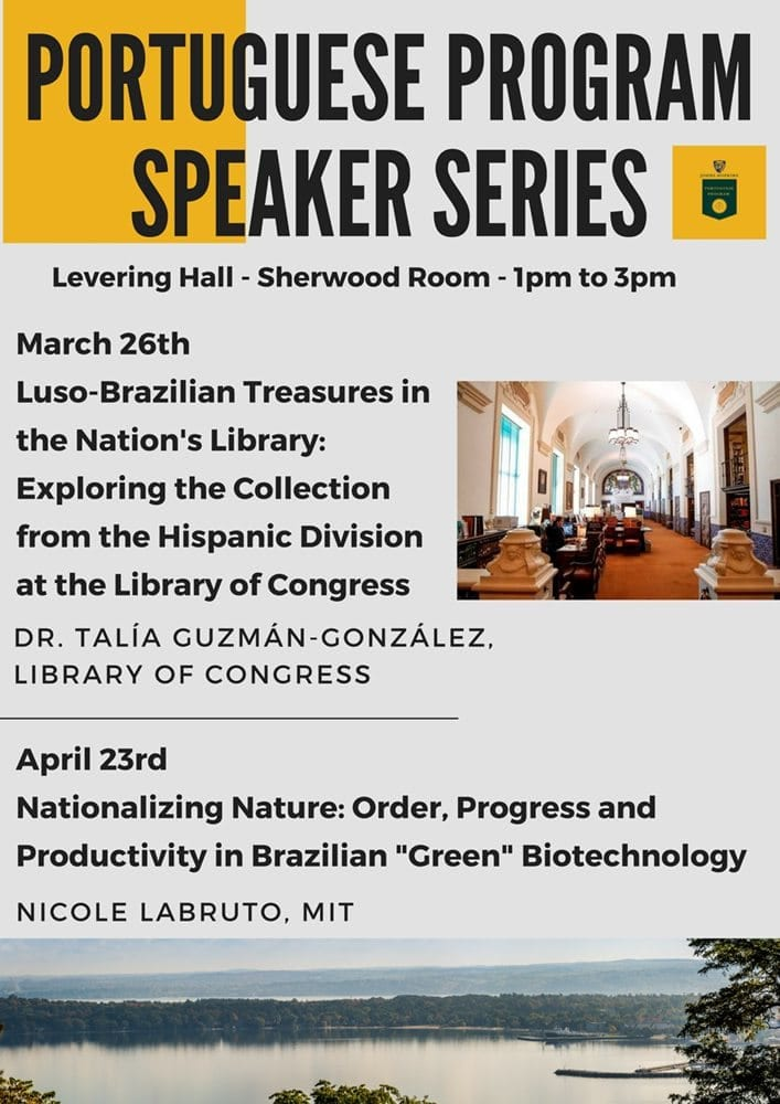 Portuguese Program Speaker Series