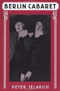 berlin cabaret book cover