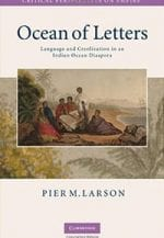 Ocean of Letters: Language and Creolization in an Indian Ocean Diaspora
