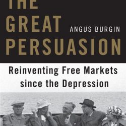 Angus Burgin's New Book Receives Awards