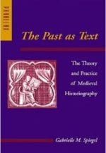 the past as text book cover