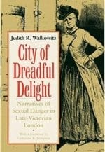 City of Dreadful Delight book cover