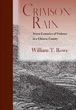 Crimson Rain book cover