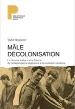 Male Decolonisation book cover