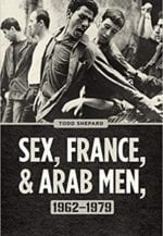 Sex France Arab Men book cover