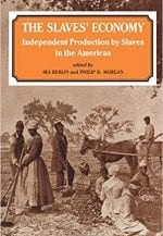 Slaves' Economy book cover