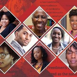 AADHum Welcomes Third Cohort of Black Digital Humanities Scholars