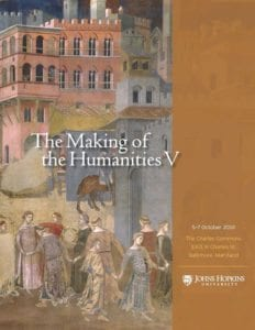 Reports and Photos from The Making of the Humanities Conference V