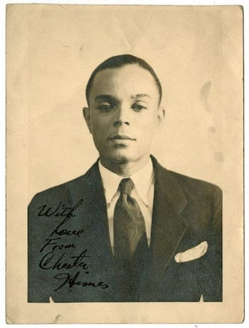 How Chester B. Himes Became the Rage in Harlem, and Beyond